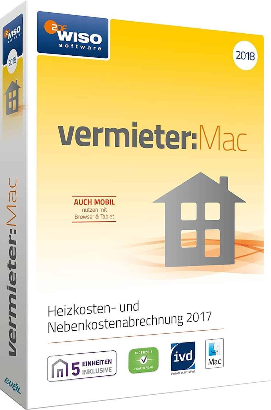 WISO Vermieter Mac