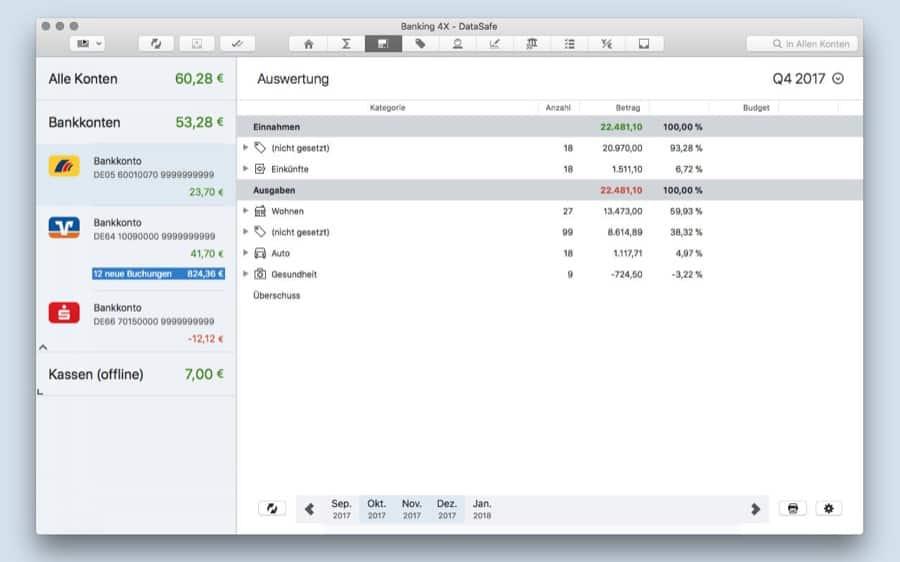Banking Mac