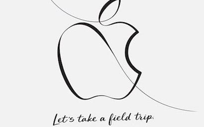 Apple kündigt Event für den 27. März an