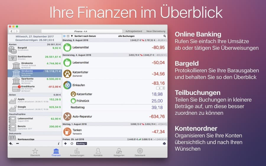 iFinance 4 Banking