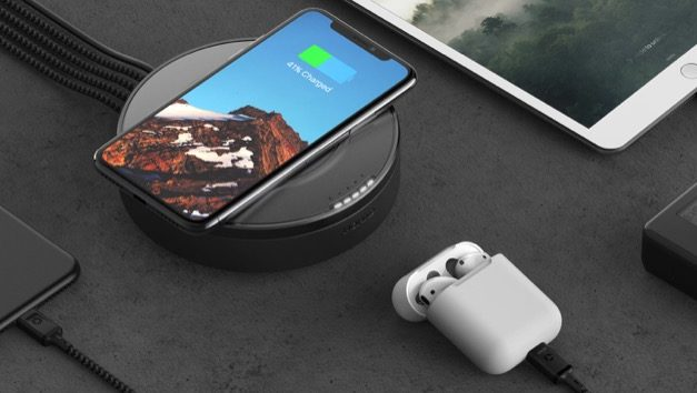 Nomad Wireless Hub – ideales Ladegerät für Digitale Nomaden?