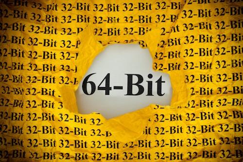 Apple warnt beim Öffnen von 32Bit Programmen