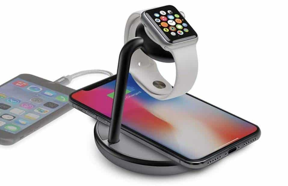 Apple Watch iPhone Ladestation Kanex
