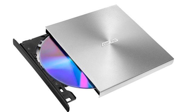 Asus ZenDrive U9M – externer USB-C DVD Brenner