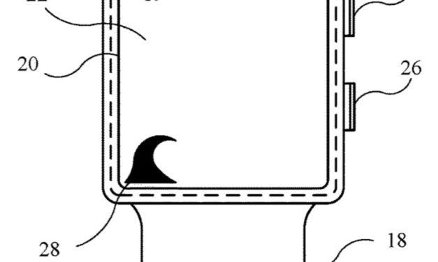 Apple Patent für besseren Wasserschutz bei iPhone und Apple Watch