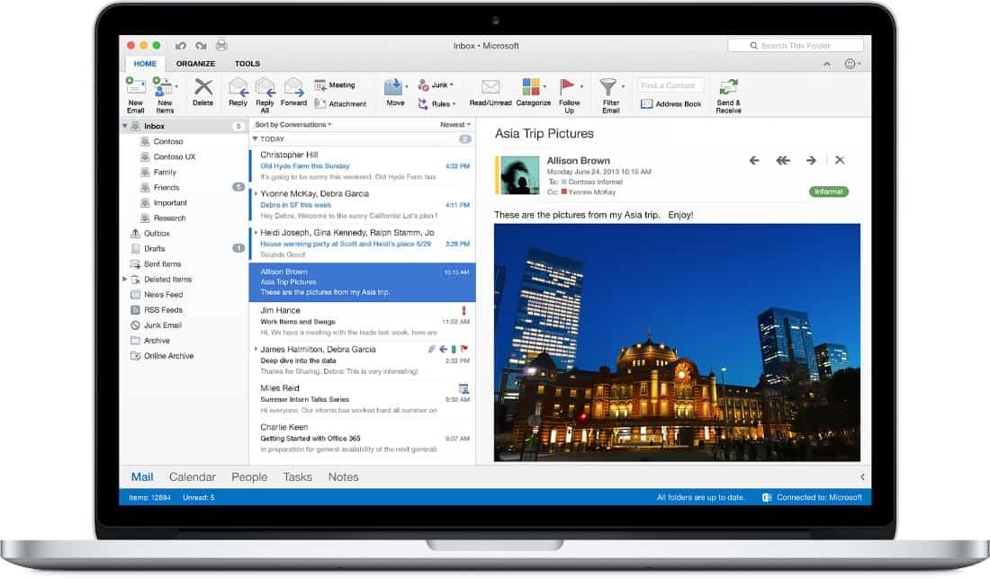 Office 360 Mac AppStore
