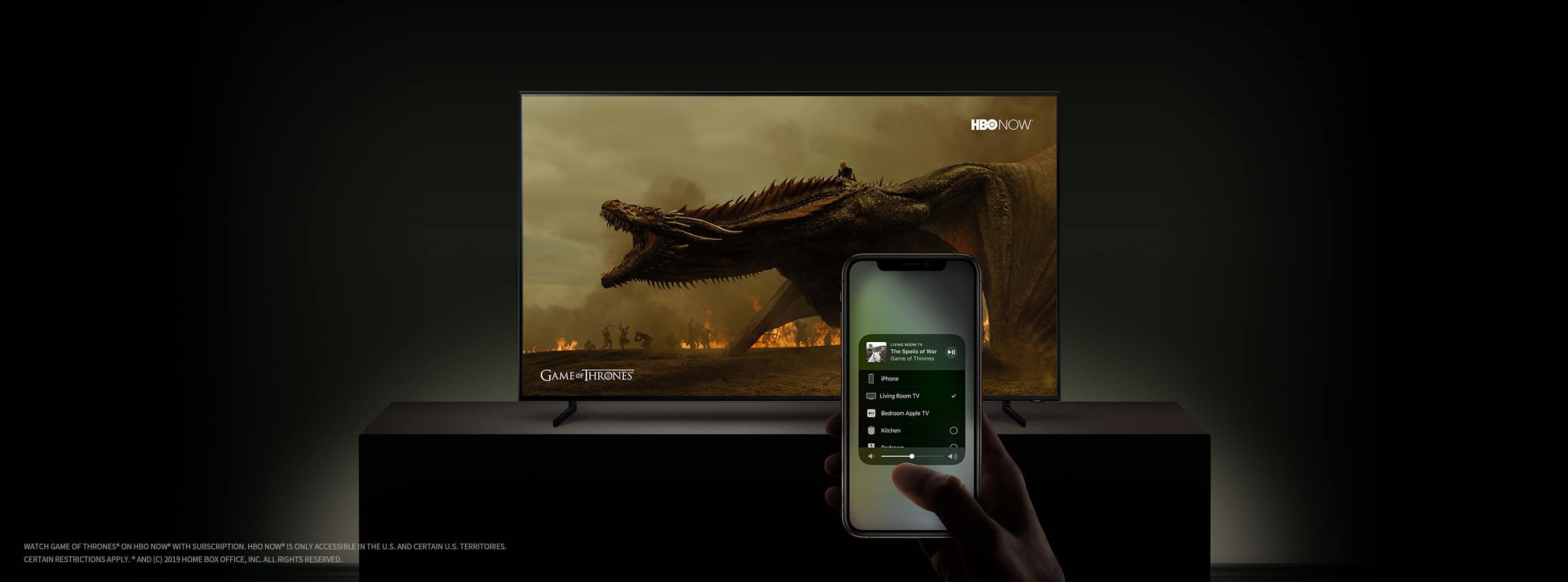 AirPlay 2 Fernseher