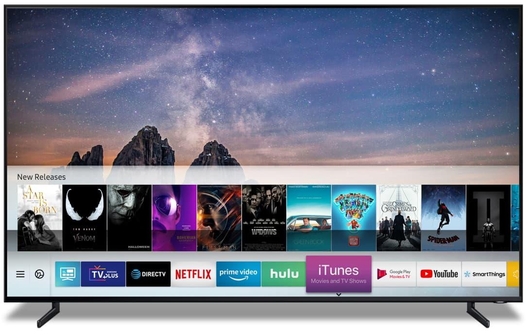 HomeKit AirPlay TV