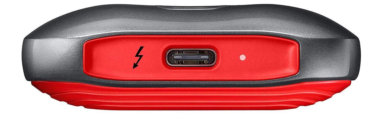 Thunderbolt 3 SSD
