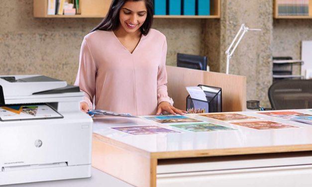AirPrint Laserdrucker HP LaserJet Pro MFP M281fdw