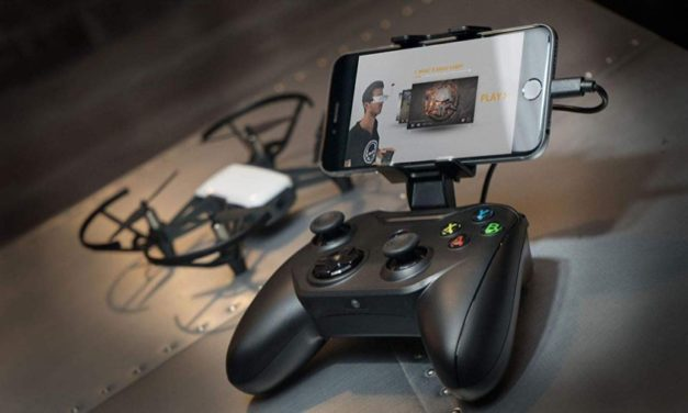 MFi Controller für iOS Geräte